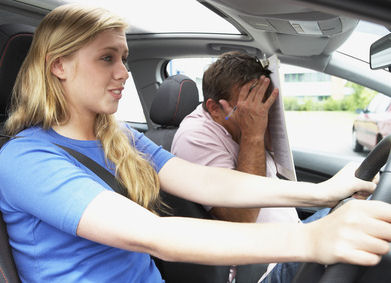hypnotherapy to help pass driving test