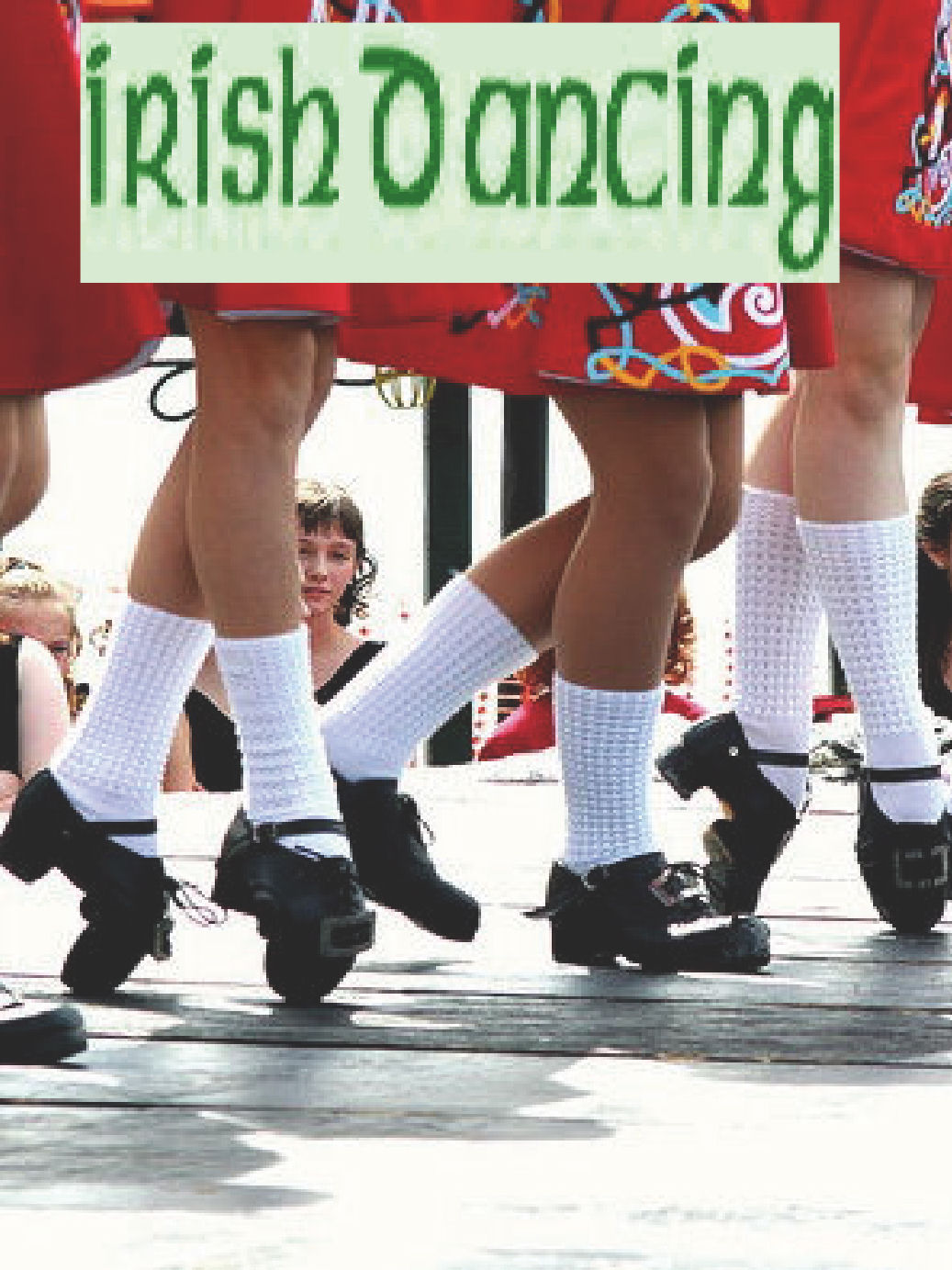 hypnotherapy for irish dancing